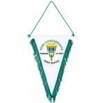 Banderín deportivo Triangular