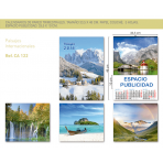 Calendario Pared trimestral 33x48