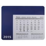 Alfombrilla calendario