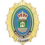 Placas Policia Local