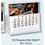Calendario Sobremesa mensual CD Exclusivo