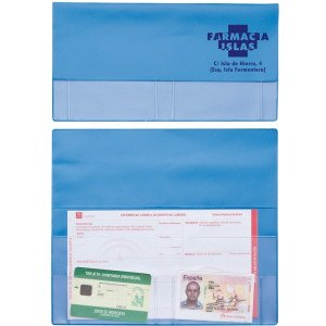 funda documentación para farmacia