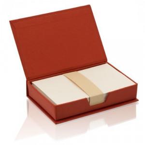 Portanotas Legu.Portadas en Cartón reciclado.180 hojas.