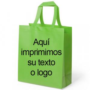bolsa publicidad reutilizable 35x40x15