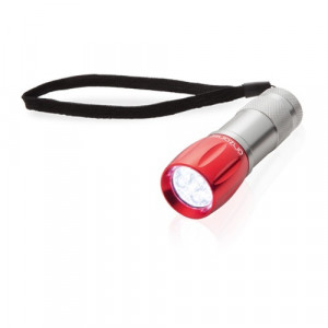 Linterna Aluminio Lumosh 9 leds