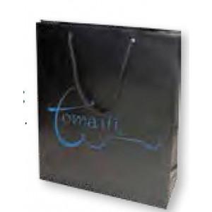 Bolsa de regalo PVC en tamaño ancho:(12 cm) + Fuelle(6,5 cm) x Alto(16 cm)