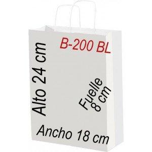 6fd2f2222 Bolsas de papel baratas reutilizables para tiendas y comercios.Las ...