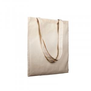 bolsa algodon 120 grs. 38x42 cm asas largas