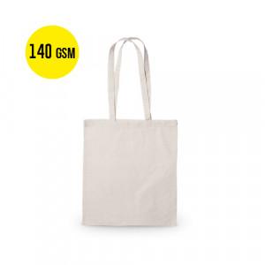 bolsa publicitaria 100% algodón resistente
