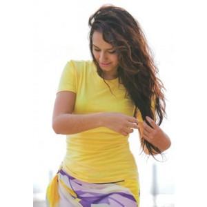Camiseta de mujer Manga Corta 100% Algodón Peinado