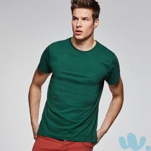camiseta publicidad roly dogo verde
