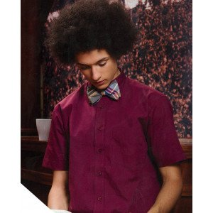 camisa publicitaria manga corta unisex
