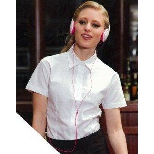 camisa laboral de mujer manga corta