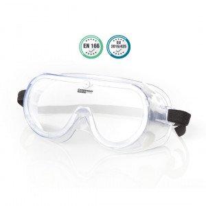 gafas protectoras seguridad