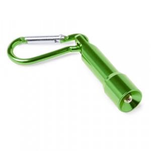 linterna aluminio zola verde