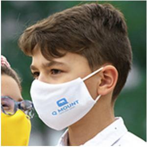 mascarilla higiénica reutilizable personalizada para niños