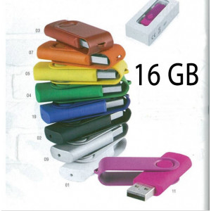 memoria Usb 16GB personalizable