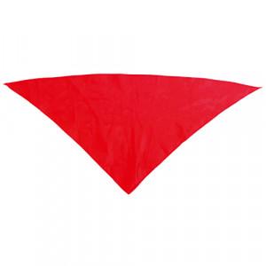 Pañuelo publicitario para fiestas y eventos rojo