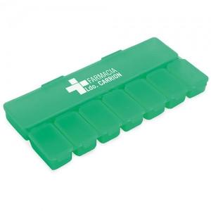 pastillero 8 compartimentos