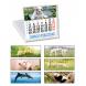calendario sobremesa CD animales