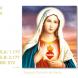 calendario sagrado corazón de maría