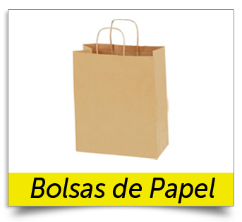 e3085db28 Bolsas multiusos fabricadas en papel en variedad de formatos y medidas,  personalizables con la publicidad de su empresa o su marca, muy resistentes  y ...